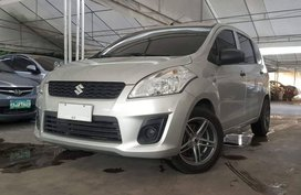 2014 Suzuki Ertiga 1.4 Manual Silver For Sale