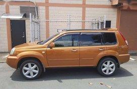 Nissan Xtrail 2007 200X 4X4 Savannah Orange.