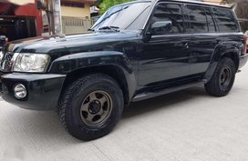 2007 Nissan Patrol super safari FOR SALE