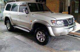 Nissan Patrol Dsl. A.T. 2001 FOR SALE