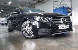 2018 Mercedez-Benz E200 AMG Automatic For Sale