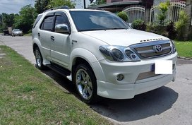 1999 Suzuki Vitara JLX White For Sale