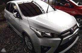 2016 Toyota Yaris 1.3E automatic SILVER