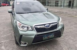 2013 Subaru Forester XT top of d line