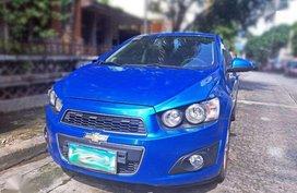 2013 Chevrolet Sonic LTZ AT Hatchback