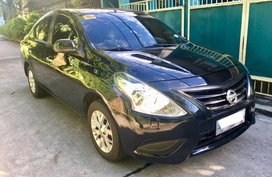 Nissan Almera 2017 Automatic Black For Sale