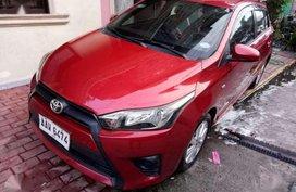 2014 Toyota Yaris 1.3E Automatic Transmission