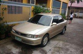 Mitsubishi Lancer Glxi 1995 Beige For Sale