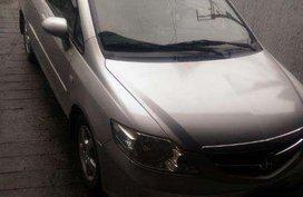 2007 Honda City 1.3 iDSi Silver For Sale