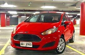 2014 Ford Fiesta 1.5L engine - Manual transmission