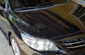 Toyota Corolla Altis 2011 1.6 V Black For Sale
