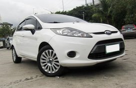 2012 Ford Fiesta 1.5 Hatchback Manual For Sale