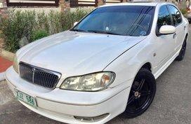 Nissan Cefiro Elite 2003 White For Sale