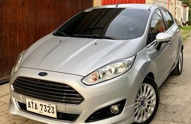 2014 Ford Fiesta Ecoboost For Sale