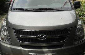 2014 Hyundai Starex Silver For Sale