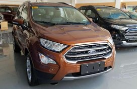 New 2018 FORD Ecosport 1.0L Ecoboost 4x2 AT