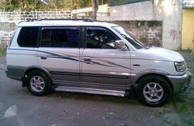 Mitsubishi Adventure 2003 White For Sale