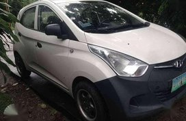 2014 Hyundai Eon GL MT White For Sale