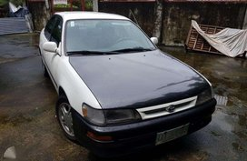 1997 GLI Toyota Corolla Bigbody Automatic Transmission Presentable