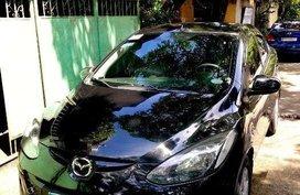 2012 Mazda 2 Black Sedan Black For Sale