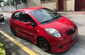FOR SALE!!!  • Toyota Yaris G • 2007 model