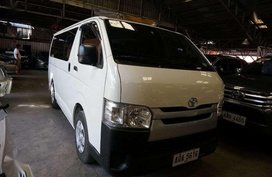 2016 Toyota Hiace Commuter Diesel Manual Transmission