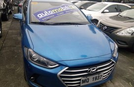 2016 Hyundai Elantra Blue For Sale