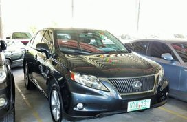 2009 Lexus RX350 Gray For Sale