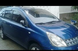 2011 Nissan Grand Livina Blue For Sale