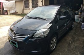 2011 Toyota Vios Black For Sale