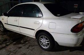 1996 Mazda 323 White For Sale
