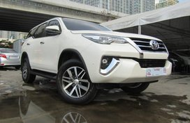 2018 Toyota Fortuner 2.4 V Diesel Automatic For Sale