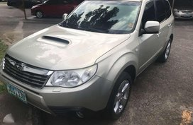 2011 Subaru Forester XT 2.5 Top of the Line
