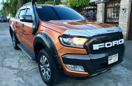 2016 3.2L Ford Ranger Wildtrak 4x4 FOR SALE