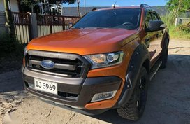 2016 Ford Ranger wildtrack 32 FOR SALE