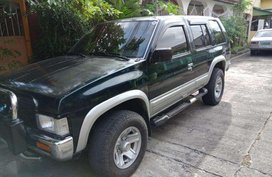 Nissan Pathfinder 1995 Green For Sale