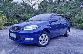 2005 Toyota Vios 1.3L E FOR SALE