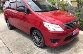 Toyota Innova J MT Diesel 2014 FOR SALE