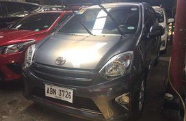 2015 TOYOTA Wigo 10 G Manual Gray