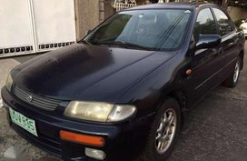 Mazda Familia 1997 Dohc efi engine 1.6 ( fuel efficient )