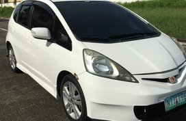 Honda Jazz 2009 White For Sale
