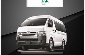 2018 Toyota Hiace COMMUTER 3.0 For Sale