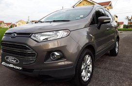 2015 Ford EcoSport Titanium AT Brown For Sale