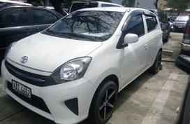 2016 Toyota Wigo E White For Sale