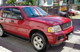 2005 Ford Explorer AT Red For Sale