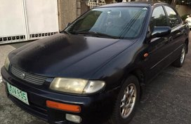 Mazda Familia GLX 1997 Black For Sale