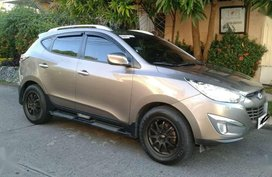 2011 Hyundai Tucson MT FOR SALE