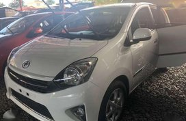 2016 Toyota Wigo G Manual Transmission