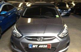 2018 Hyundai Accent GL 1.4L MT Gas pre owned cars