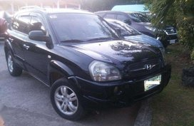 2008 Hyundai Tucson CRDI (Diesel) 4x2 FOR SALE